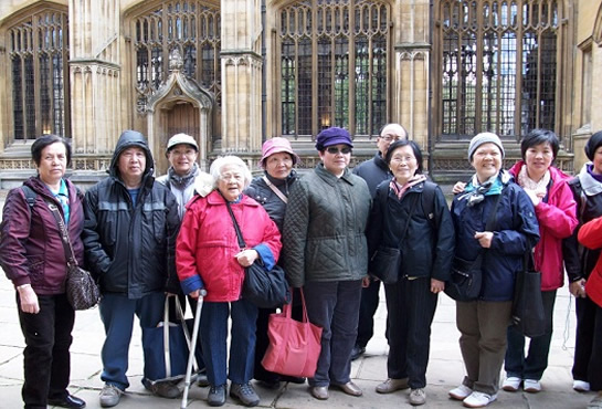 Day Trip to Oxford