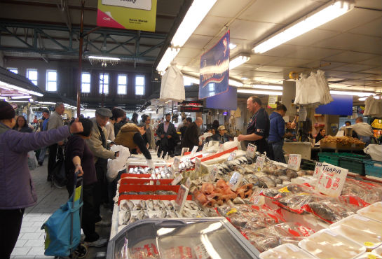 Day Trip to Bolton Market
