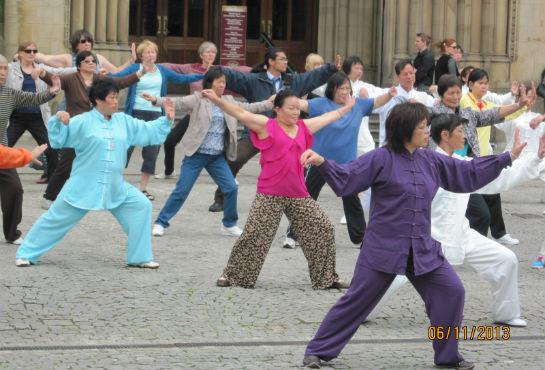 Tai Chi Health Promotion Activities