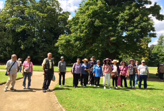Walking To Health - Wythenshawe Park