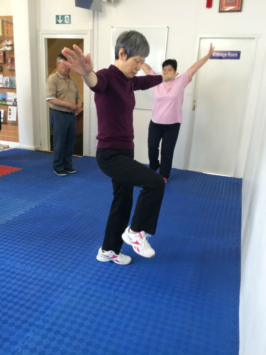 Thursday Tai Chi Class for 50+