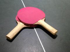 Physical Health Activity: Play Table Tennis