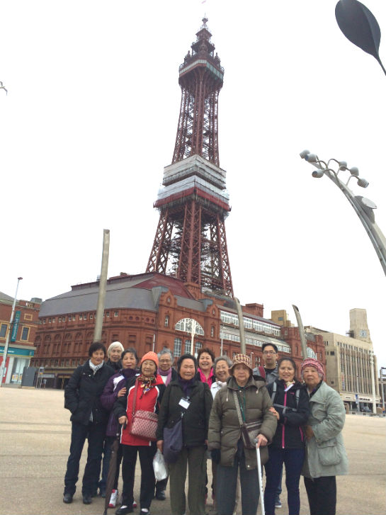 Day Trip to Blackpool