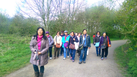 Chorlton Water Park Health Walk