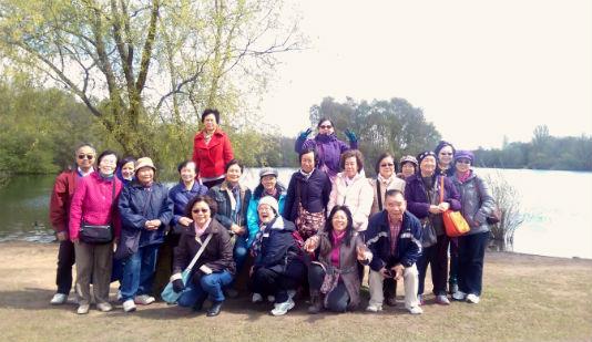 Chorlton Water Park Health Walk
